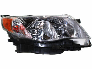 For 2009 2013 Subaru Forester Headlight Assembly Left Tyc 25437vw 2010 2011 2012