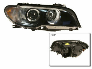 For 2003 2006 Bmw 325ci Headlight Assembly Right 25321fc 2004 2005 Oe Halogen