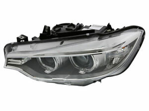 For 2017 2018 Bmw 430i Gran Coupe Headlight Assembly Left 17467ss
