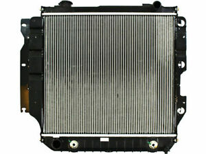 For 2005 2006 Jeep Tj Radiator 47232bz Radiator With Quick Connect Fittings