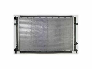For 2006 2007 Volkswagen Rabbit Radiator Hella 89591wd 2 5l 5 Cyl