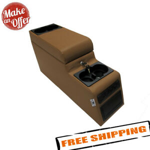 Rampage 31517 Locking Center Console For 1976 1995 Jeep Cj Wrangler Yj