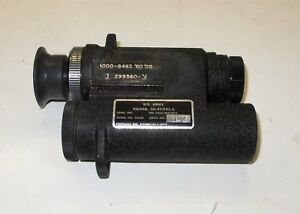 An pas 6 Metascope Infrared Viewer Very Good Condition