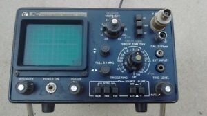 B k Model 1431 Oscilloscope