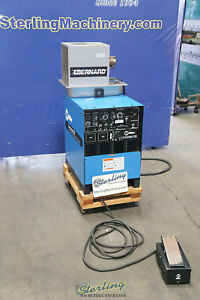 250 Amps Used Miller Welder Ac dc Welder With Cooler Mdl Syncrowave 250 A537