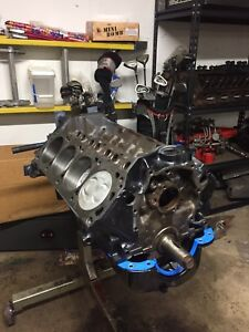 Ford 302 Short Block