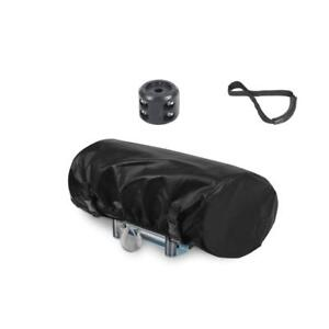 100 Waterproof Universal Winch Cover Dust Resistant Winches Cover 23 5x9 5x8