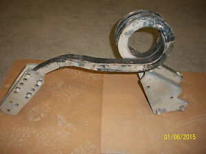 Hiniker Nh3 Shank And Bracket Assembly 6000 Cultivator