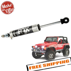 Fox 985 24 072 Steering Stabilizer For 1984 2006 Jeep Wrangler Tj Cherokee Xj