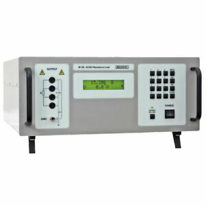 Meatest M192 Programmable Ac dc Resistance Load 3kw 15 To 300k