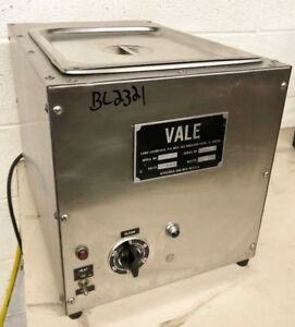 Vale e 888 Heated Parts Cleaner