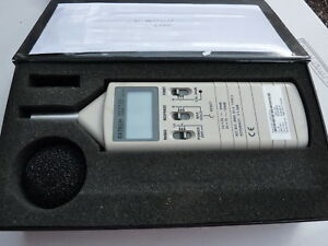 Extech Sound Level Meter 407736