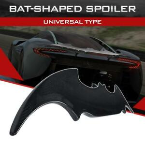 55 Universal Gt Rear Trunk Wing Spoiler Carbon Fiber Oem Replacement For Bmw