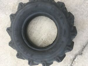 6 12 Cleated Ag Tractor Tires