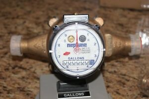 Neptune 3 4 T10 Remote Reading Totalizer Drinking Water Meter New In Box Nsf61
