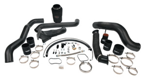 Wehrli Fab S300 Single Turbo Install Kit For 2011 2016 Lml Duramax Diesel