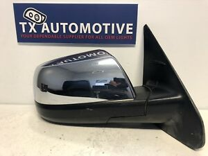 2007 2008 2009 2010 2011 2012 2013 Toyota Tundra Sequoia Right Rh Oem Mirror L93