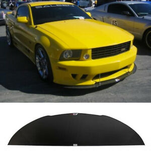 Apr Front Wind Splitter For Ford 05 09 Mustang Saleen Cw 204595