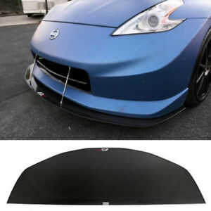 Apr Front Wind Splitter For Nissan 08 14 370z Nismo Only Cw 357008