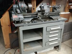 Atlas Th42 Metal Lathe With Tooling
