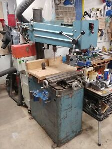 Radial Arm Drill Press