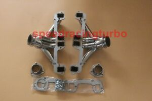 Exhaust Headers Fits Dodge Plymouth Small Block 273 360 5 2 5 6 For Shorty