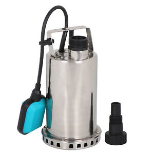 3000gph Portable Stainless Steel Iron Utility Shallow Well Water Pump Outdoor