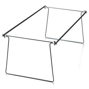 Officemate Hanging File Frame Letter Size Adjustable 14 To 18 inches 2 Pack