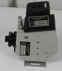 Oriel Corporation Ms125 Spectrograph w Instaspec Diode Array Detector
