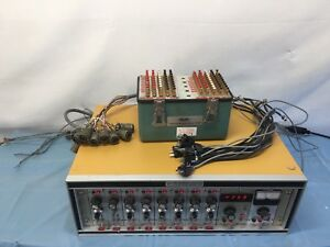 Vishay Measurement Group 2130 Strain Gage Digital Readout W Switch