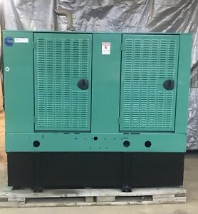 50 Kw Diesel Generator Cummins B3 3 g2 50dghe Single Or Three Phase 120 240 480