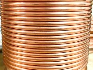 10 Ft Ground Wire 4 Awg Gauge Solid Bare Copper 200a Service