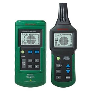 Mastech Ms6818 Cable Tracker Locator Detector Cable Lan Ethernet Wire Tester