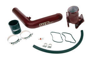 Wehrli Fab Y Bridge Kit For 2006 2010 Lmm Lbz Duramax 6 6l Diesel
