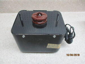 Dongan Ignition Transformer Cat a10 ln2x Primary Volts 120 114957j new