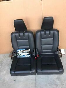 Back Seat 3rd Seat Ford Explorer 12