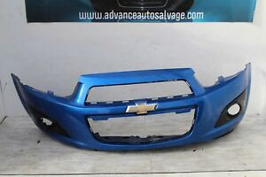Front Bumper Cover Only Chevy Spark 13 14 15