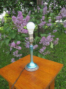 Antique Roycroft Table Lamp Base W1589 Stickley Era