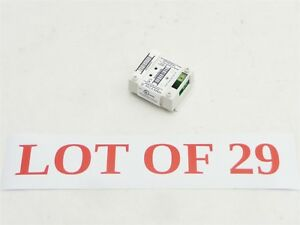 Lot 29 New Edwards Systems Est Siga mm1 Sigamm1 Fire Alarm Monitor Module