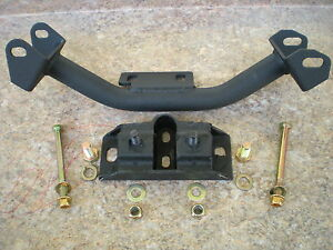 1967 1968 68 1969 69 1970 1973 Mustang Aod Transmission Crossmember W acces