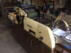 Printing Package Multi 1250 2 Color Cutter And Platemaker
