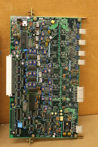 Nissei 4tp 1a657 Pc Board