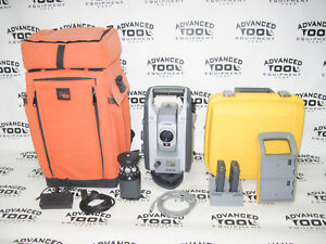 Trimble S8 Dr Plus 2 Robotic Total Station W Prism Charger Case 2 4ghz