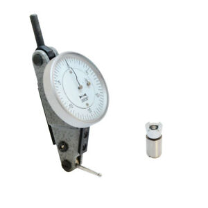 Swiss Type Dial Test Indicator 0 06 Grade 0005 Graduation Dovetail