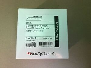 Sensor Switch Cm 9 Standard Range Passive Infrared Ceiling Mount Occupancy