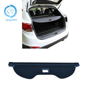 upgrade Version retractable Trunk Cargo Cover Shield For Ford Escape 2013 2018