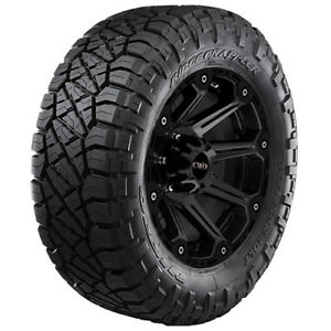 4 305 60r18 Nitto Ridge Grappler 116q B 4 Ply Tires