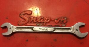 Snap On Tools 9mm 11mm Open End Wrench Vsm911
