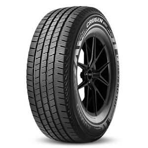 4 new P235 70r16 Kumho Crugen Ht51 106t B 4 Ply Bsw Tires