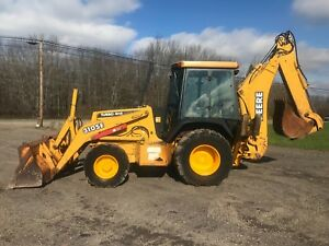 1998 John Deere 310se Loader Backhoe 4x4